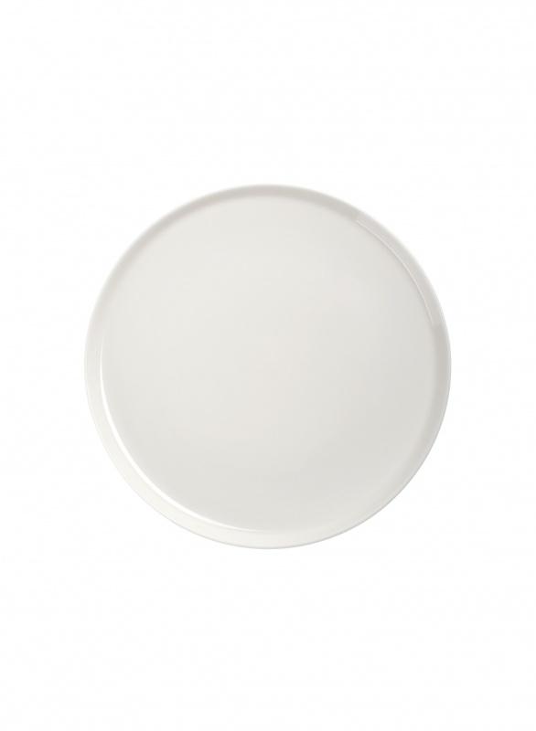 MARIMEKKO Plate White Ø20cm