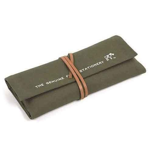 Hightide Field Roll Pencase Khaki