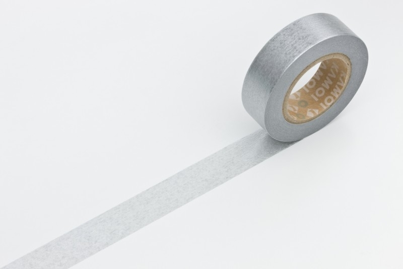 MT Masking Tape SILVER