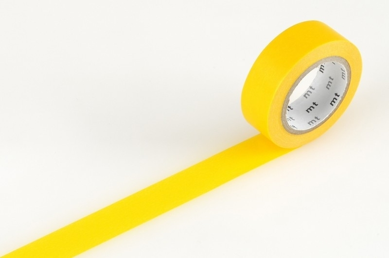 MT Masking Tape Yellow