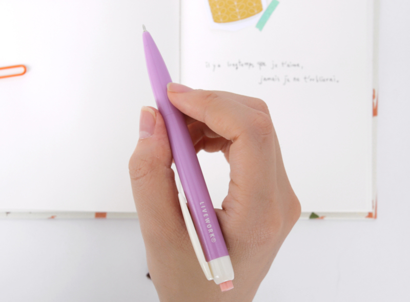 Livework Point pen - Lilac