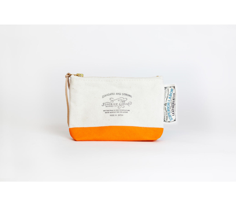 The Superior Labor - Engineer Pouch #01 - Orange