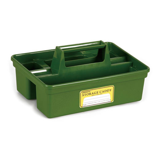 Penco Storage Caddy Green