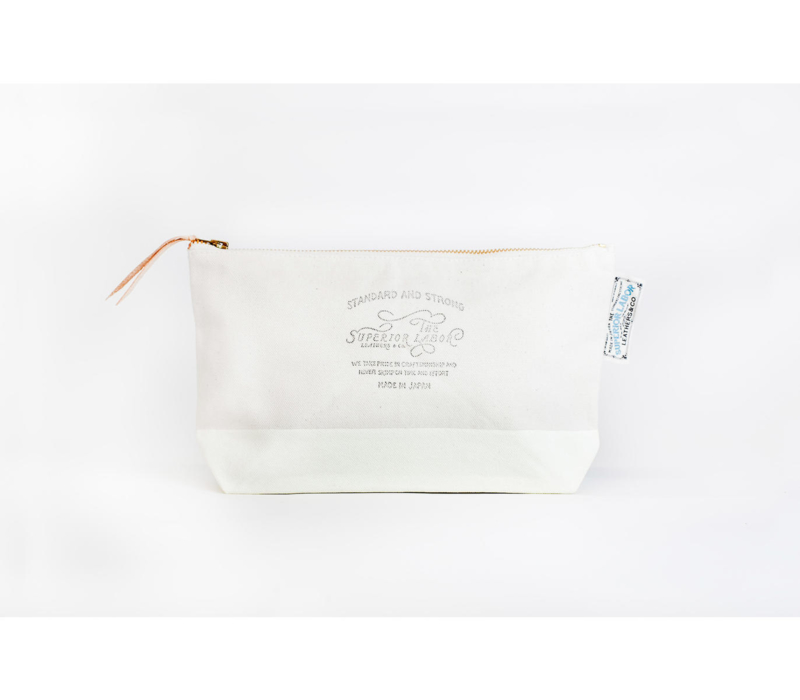 The Superior Labor - Engineer Pouch #04 - White