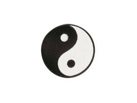 Opnaai embleen Yin Yang