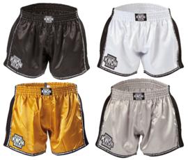 Thai - Kickboksbroekje Evolution zwart