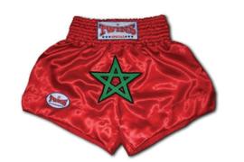TWINS Kick - Thaiboksbroekje rood
