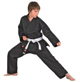 Karatepak Dojo Line zwart