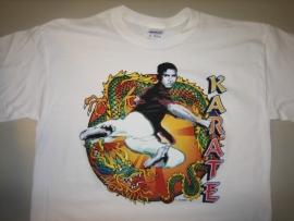 Karate T-Shirt Flexo