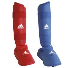 Adidas WKF Scheen / Wreefbeschermers