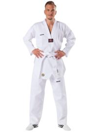 KWON Taekwondo Pak / Dobok Victory witte V-hals
