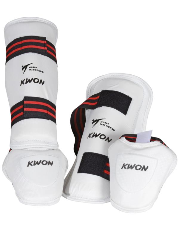 KWON Scheen/Wreefbeschermers afkoppelbaar WT goedgekeurd