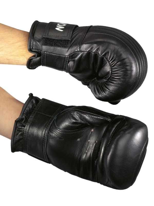 Zakhandschoenen voor op de bokszak