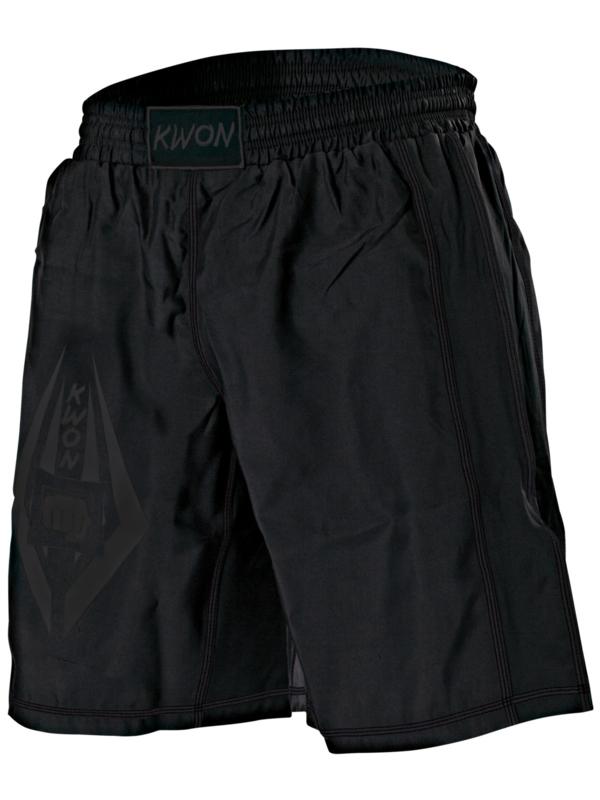 KWON Freefight - Kickboksbroek zwart