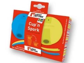 LMF Cup'n'Spork display 24pcs