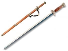 Cold Steel Chinese Gim Sword