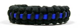 Thin Line Bracelet Blauw