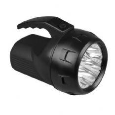SPOT-lamp 9x LED inclusief batterijen