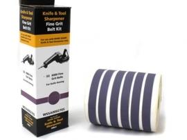 Work Sharp 6000 Grit Belt Kit 6 Pcs