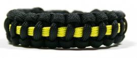 Thin Line Bracelet Geel