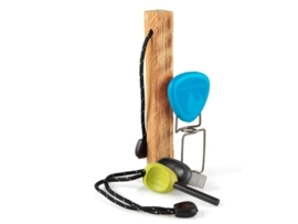 LMF Lighting Kit Lime/Cyan Blue