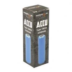 Accu type 18650