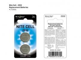 Nite Ize 2032 Battery 2-pack