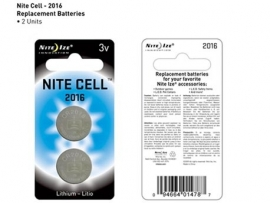 Nite Ize 2016 Battery 2-pack