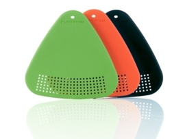 LMF Cuttingboard 3p Green/Orange/Black