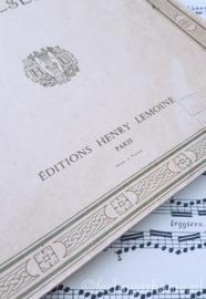 Chopin bladmuziek