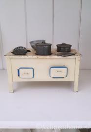 Miniatuur keukentje