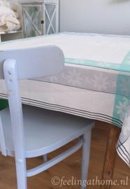 Geweven tafelkleed 140 x 115