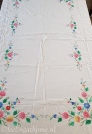 Vintage tafelkleed 255 x 165
