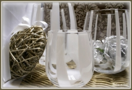 Glazen vazen