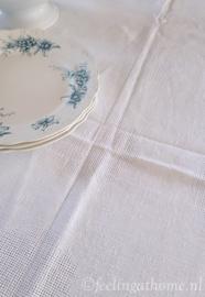 Damasten tafelkleed 143 x 126