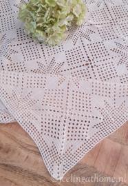 Gehaakt kleedje 105 x 71