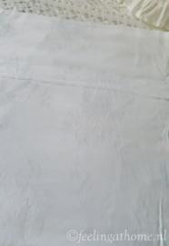 Damasten dekbedovertrek, 130 breed