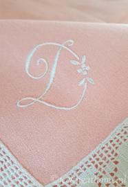 Brocante servetten/placemats, 3 st