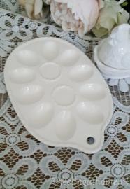 Vintage eierschaal