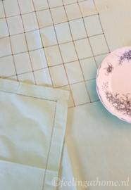 Tafelkleed ajour 150 x 150