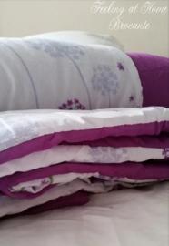 Gewatteerde deken 180 x 175