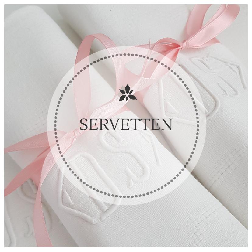 antieke servetten