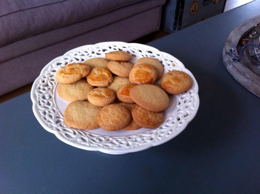 brocante taartschaal