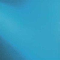 533-3F  Donker aquamarijn, transparant