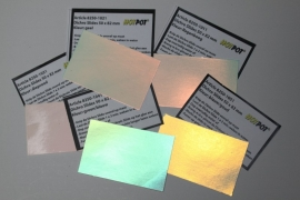 Dichroic slide Yellow (8250-1021)