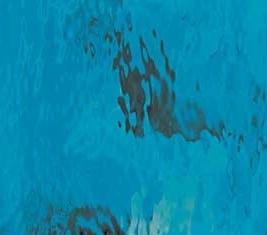 533-3WF  Donker aquamarijn, waterglas