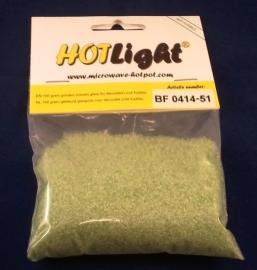 Licht mosgroen transparant (BF0414-84)