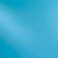 533-1F  Hemelsblauw transparant