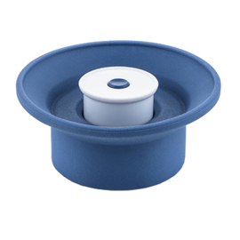 DOPPER -  sportcap - blauw