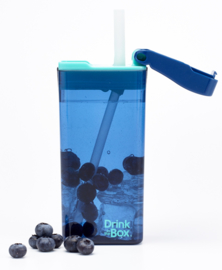 ACTIE: Drink in the box LARGE - 350ml +kleuren - set van 3